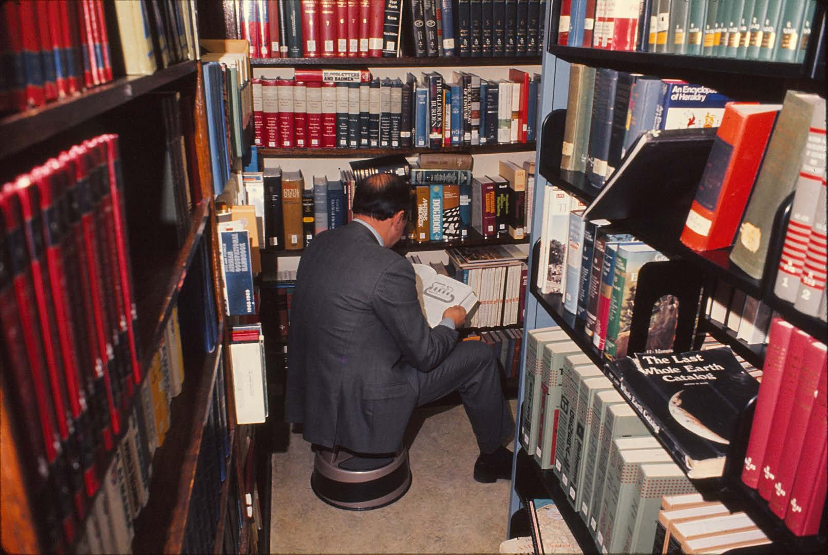 1974 Library slides