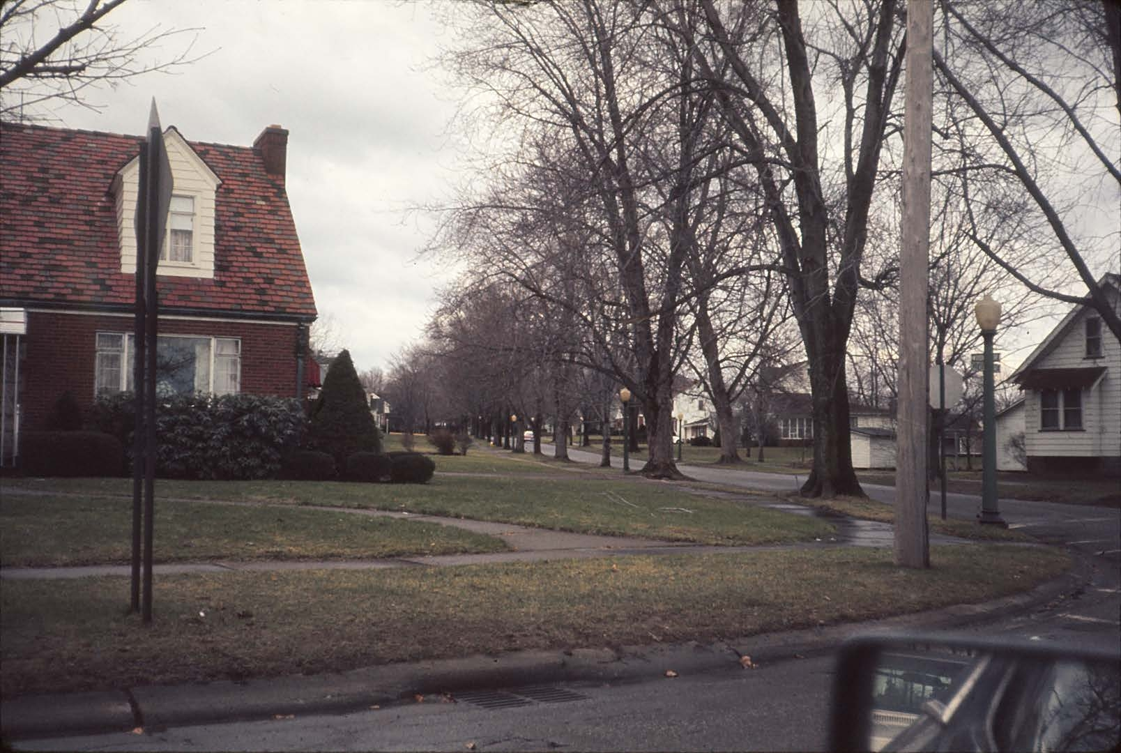 1974 Library slides- Around Town