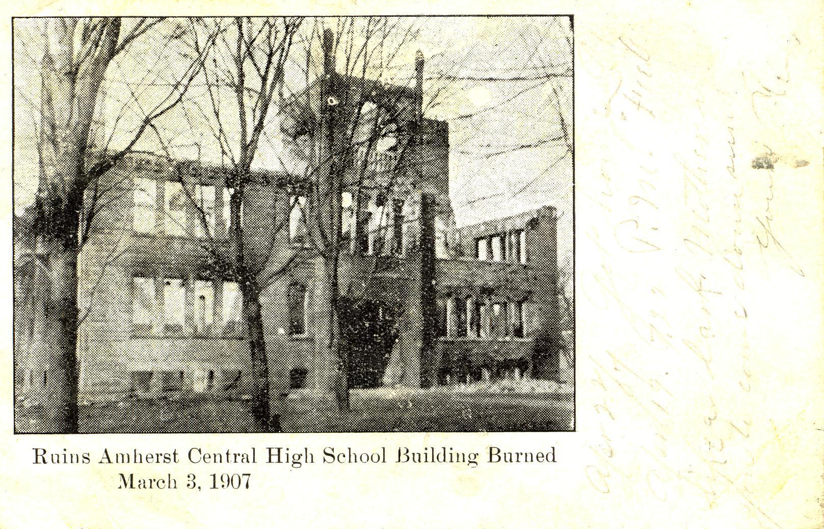 Central School Ruins