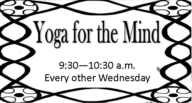 Yoga for the Mind Creative Writing Group