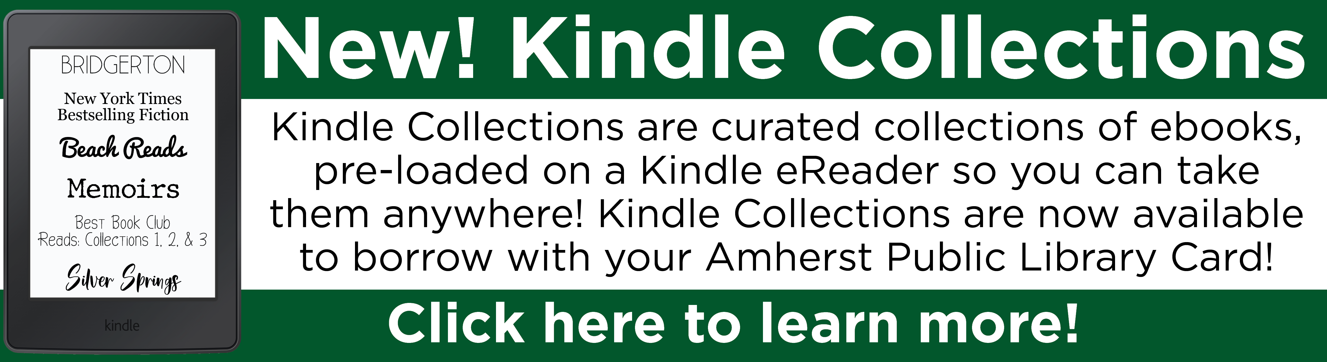 Kindle Collections
